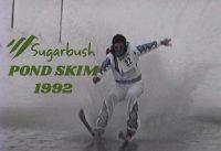 1992 Sugarbush Pond Skimming